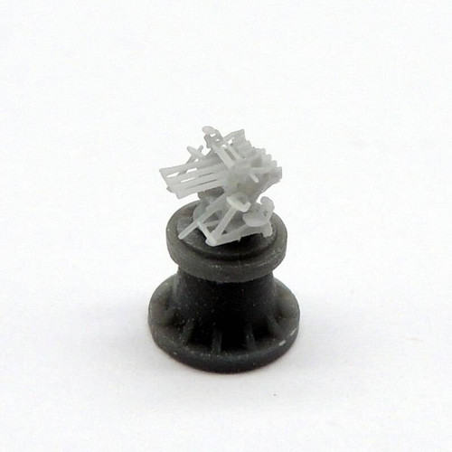 Black Cat Models 1/350 Black Cat Models IJN 13.2MM TYPE 93 QUAD MOUNT AA MG X6