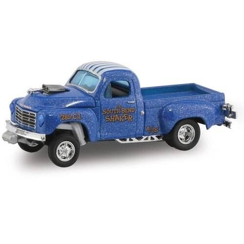 M2 Machines 1/64 M2 Machines Hobby Special The South Bend Shaker - 1950 Studebaker 2R Truck