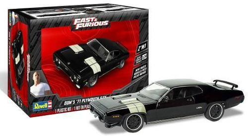 Revell 1/24 Revell Doms 1971 Plymouth GTX Fast and Furious