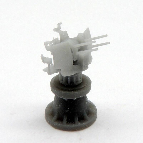Black Cat Models 1/350 Black Cat Models 2CM FLAK C 38 VIERLING MOUNT WITH SHIELD X4