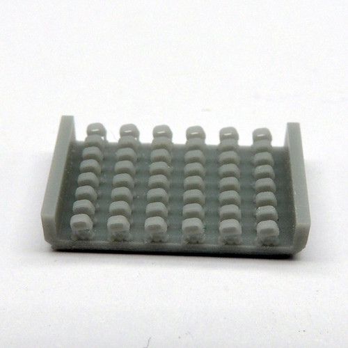 Black Cat Models 1/350 Scale Destroyer Assorted Fairleads (X48)