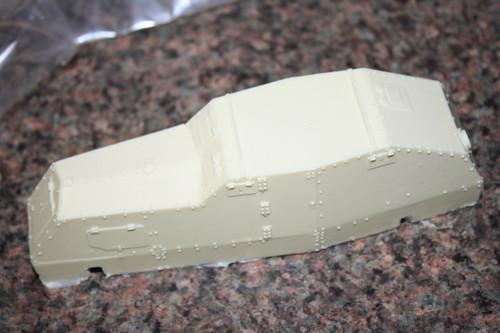 Commander Models 1/35 Scale WZ-29 Armored Car