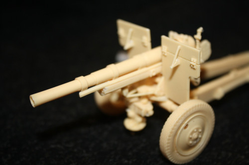 Commander Models 1/35 Scale M1897 75mm Gun on M2A2 Carriage