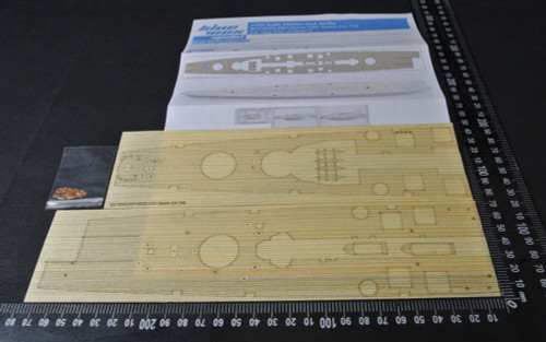 Blue Wox Model 1/350 Scale USS Salem CA-139 (For Very Fire VF350919)