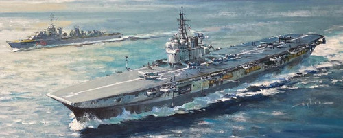 Imperial Hobby Productions 1/700 Scale HMS Glory 1945