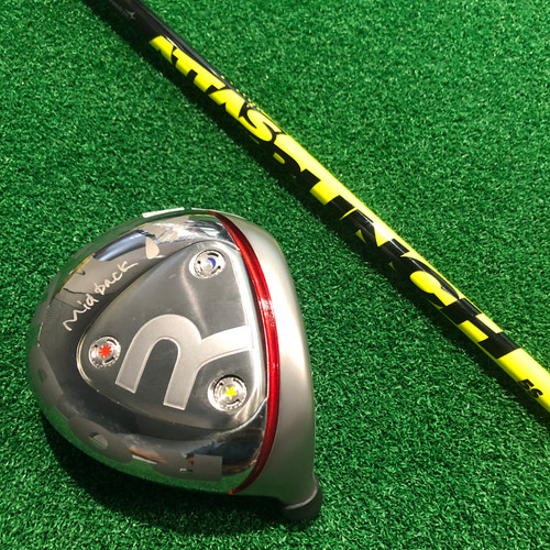 Roddio Driver Head Type-M Midback/Attas Punch 5s
