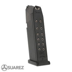GLOCK FACTORY MAGAZINE G19 9MM 15RD BLACK