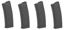 MAGPUL PMAG 30 M2 (NO WINDOW) 5.56 - 4 PACK