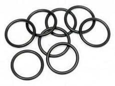 SUPPRESSOR RETAINING HEAT RESISTANT O-RING KIT