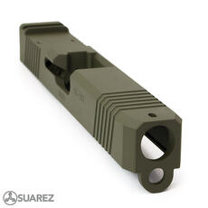 SUAREZ SUPERMATCH SI-417 TRIJICON RMR SLIDE (FOR GEN 4/5 G17) - CERAKOTE