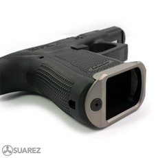 SUAREZ GUN FIGHTER MAGWELL - FOR GEN 3 OR GEN 4 GLOCK 19 - NP3™