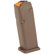 GLOCK FACTORY MAGAZINE 19 9MM 15 ROUND FDE