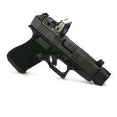 STREET COMP UPPER FOR GLOCK 43/43X - BLACK MELONITE - RMR READY