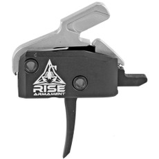 Rise Armament - High Performance Trigger - Silver Finish - RA-434