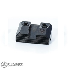 SUAREZ STANDARD HEIGHT - BLACK REAR - FOR ALL GLOCKS
