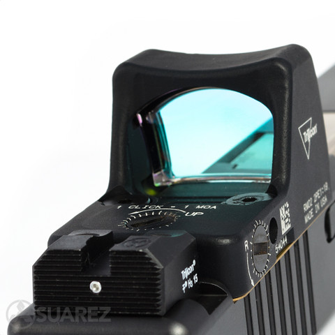 SUAREZ INTERNATIONAL TRIJICON RMR SIGHT PACKAGE FOR GLOCK