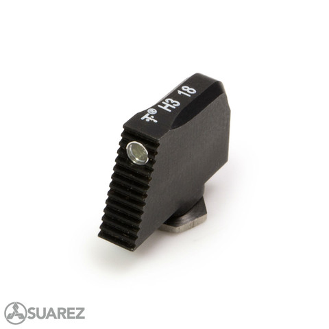SUAREZ COWITNESS HEIGHT TRITIUM FRONT SIGHT - FOR GLOCK