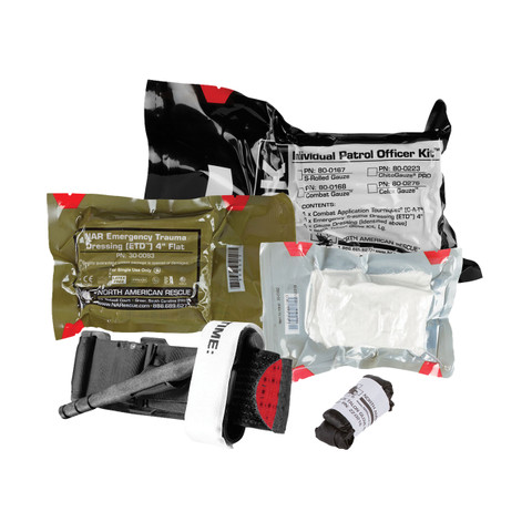 INDIVIDUAL COUNTER TERRORIST MEDICAL KIT