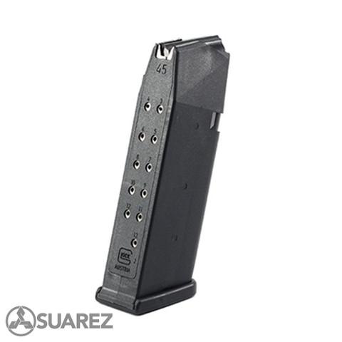 OEM Glock 21/41 13rnd 45ACP Magazine