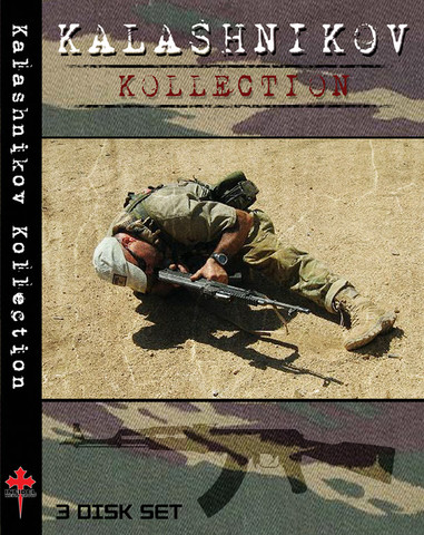 KALASHNIKOV KOLLECTION - 3 DVD SET
