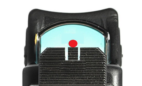 SUAREZ FULL COWITNESS HEIGHT BLACK FRONT SIGHT - FOR GLOCK