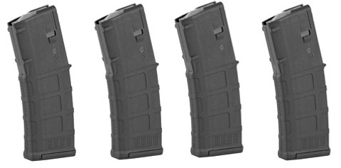 MAGPUL PMAG 30 M3 (NO WINDOW) 5.56 - 4 PACK