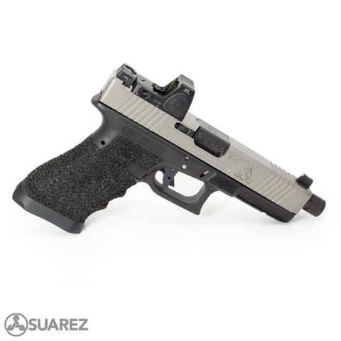 SUAREZ GUNFIGHTER PACKAGE ON YOUR GLOCK 17