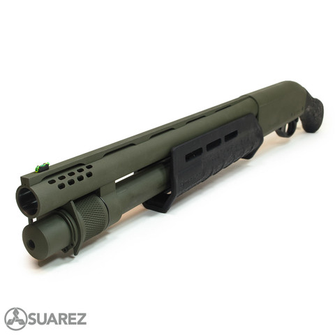 SUAREZ STAKEOUT PACKAGE ON YOUR 12 GA TAC-14