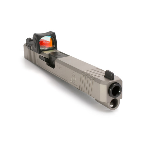 SUAREZ SUPER MATCH SI-334 TRIJICON RMR SLIDE (FOR GEN 3 G34) - NP3