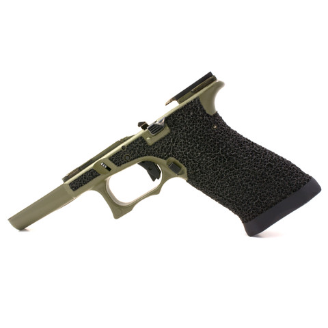 GUNFIGHTER GRIP PACKAGE ON YOUR GLOCK FRAME