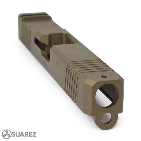 Supermatch Si 26 Rmr Slide For Glock 26 Cerakote
