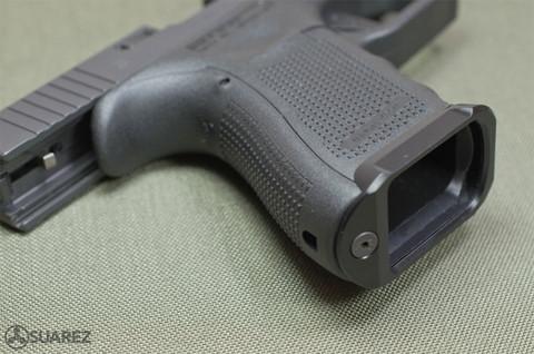 SUAREZ GUN FIGHTER MAGWELL - FOR GEN 3 OR GEN 4 GLOCK 19