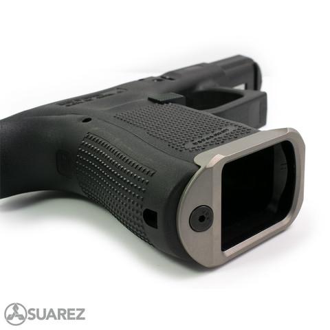 SUAREZ GUN FIGHTER MAGWELL - FOR GEN 3 OR GEN 4 GLOCK 19 - NP3