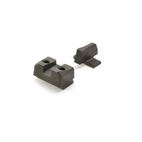 SUAREZ STANDARD BLACK SIGHTS SET - SIG P226, P320