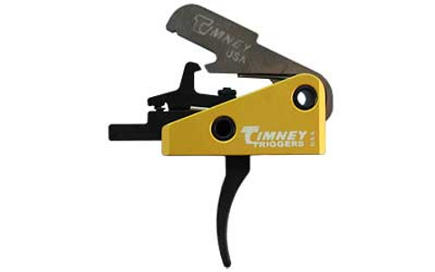 Timney Trigger, Solid, 4 Lbs, Fits AR-15, Black Finish