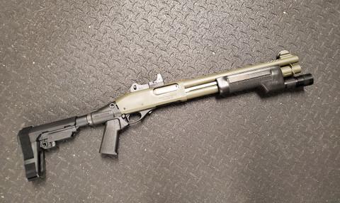 JUNGLE GUN 12 GAUGE PACKAGE ON YOUR TAC-14 870