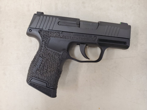GUNFIGHTER GRIP PACKAGE ON YOUR SIG SAUER P320/365 FRAME