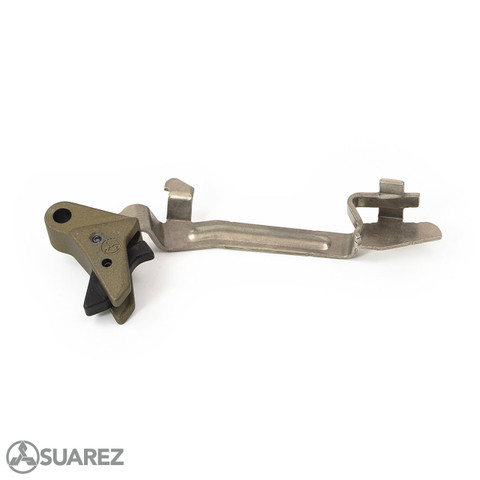 SUAREZ GEN 5 FACE SHOOTER TRIGGER - BURNT BRONZE