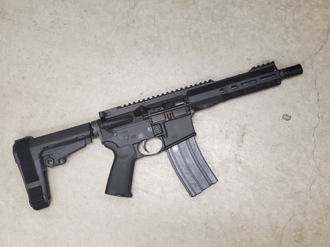 """300 DIPLOMATIC SECURITY PISTOL - """"THE HYENA"""" - BUILT ON YOUR PISTOL LOWER"""