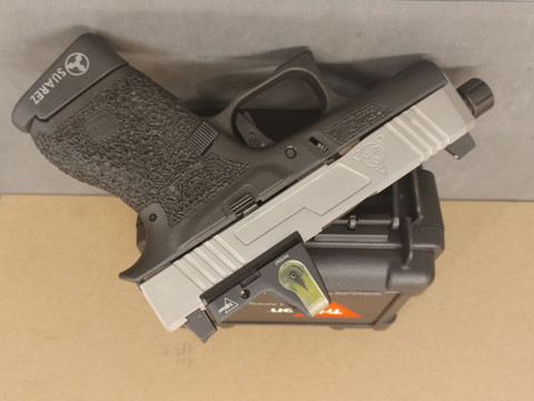 GUTTERSNIPE PACKAGE ON YOUR GLOCK 48 (WITH TRIJICON RMR)
