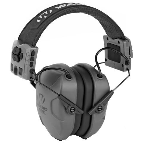 Walker's - Xcel 500BT Digital Electronic Earmuff - Grey