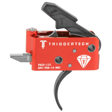 Triggertech - 1.5-4.0LB Diamond - Curved