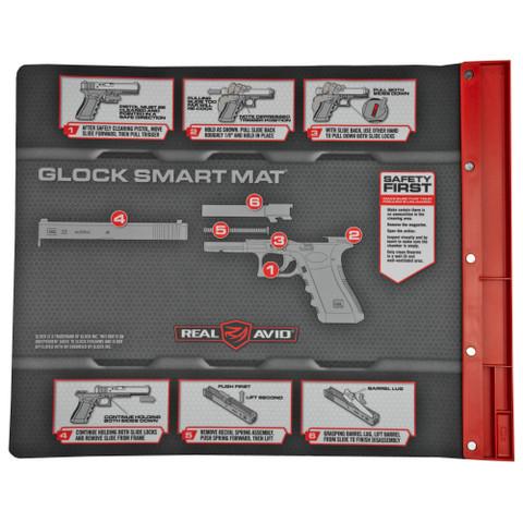 REAL AVID - GLOCK PISTOL SMART MAT