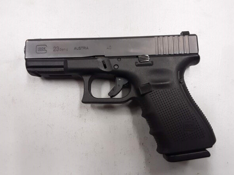 DEPARTMENT BUYBACK - GLOCK 23 GEN 4 - .40 S&W