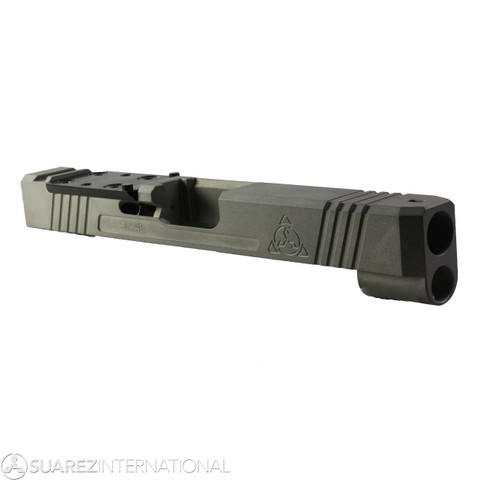 SUPERMATCH SI-48 RMR-READY SLIDE - STAINLESS