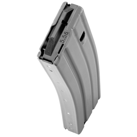 DURAMAG AR-15 MAGAZINE 30 ROUNDS - GREY