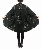 Metallic Bamboo Satoko Coat