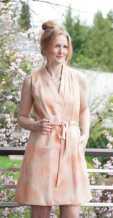 Pink Pearl Kaori Dress/Vest