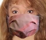 Mauve Mist Incognito Face Mask