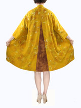Golden Bamboo Satoko Coat